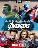 The Avengers (2012) Dual Audio [Hindi-DD5.1] 720p BluRay ESubs Download
