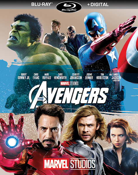 The Avengers (2012) Dual Audio [Hindi-DD5.1] 450MB BluRay 480p ESubs