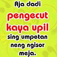 DP BBM Lucu Bahasa Jawa Timur