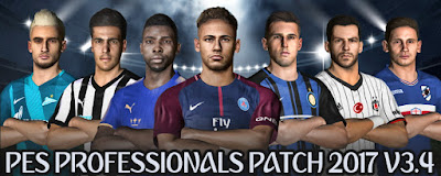 [PES 2017 PC] PES Professionals Patch 2017 v3.4