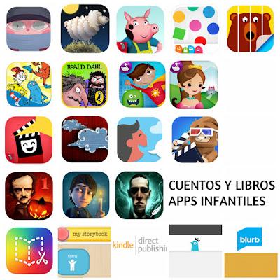 Las mejores apps de cuentos infantiles para el Día del Libro 2019
