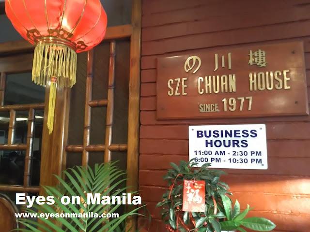 Sze Chuan House Manila
