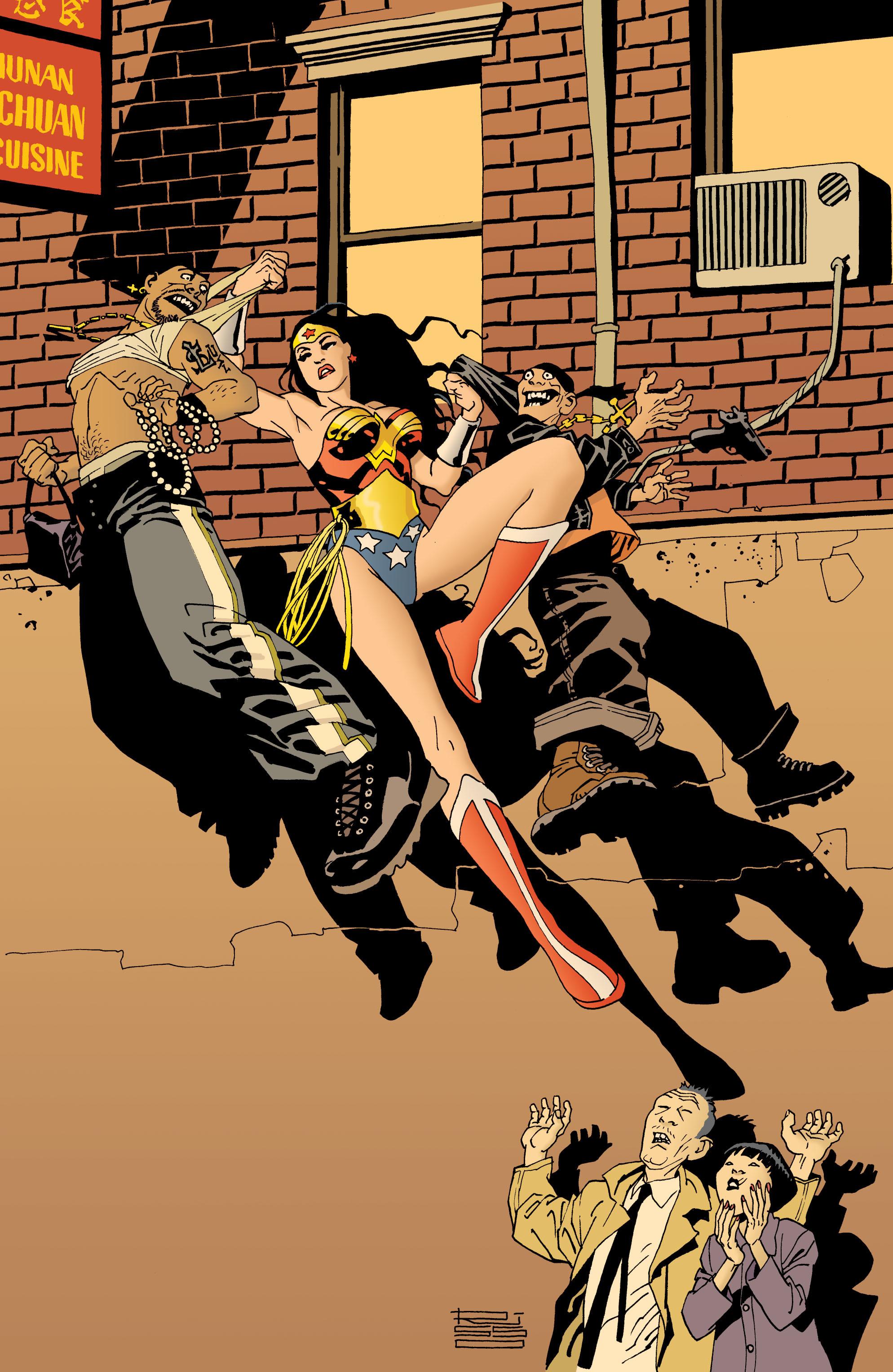 Read online Wonder Woman (1987) comic -  Issue #200 - 20
