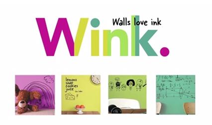 Wink Walls Love Ink Furnish Blog