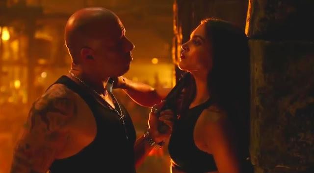 xXx: Return of Xander Cage, Deepika Padukone, Vin Diesel
