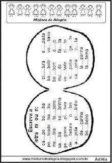 Atividade de M antes de P e B