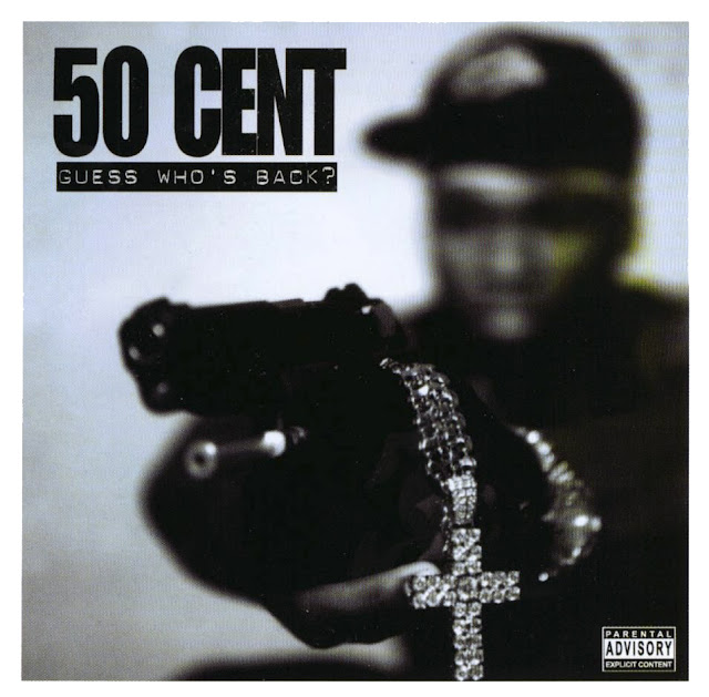 50 Cent Guess Who's Back? Album Cover