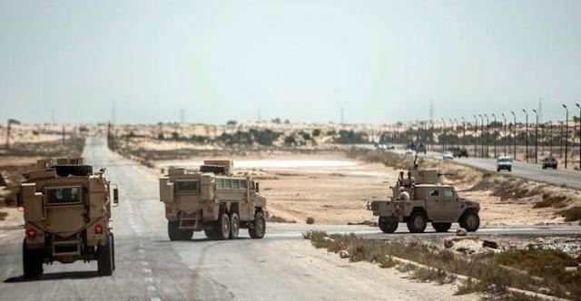 """السعودية تدين هجوم """"بئر العبد"""" الإرهابي في سيناء"""