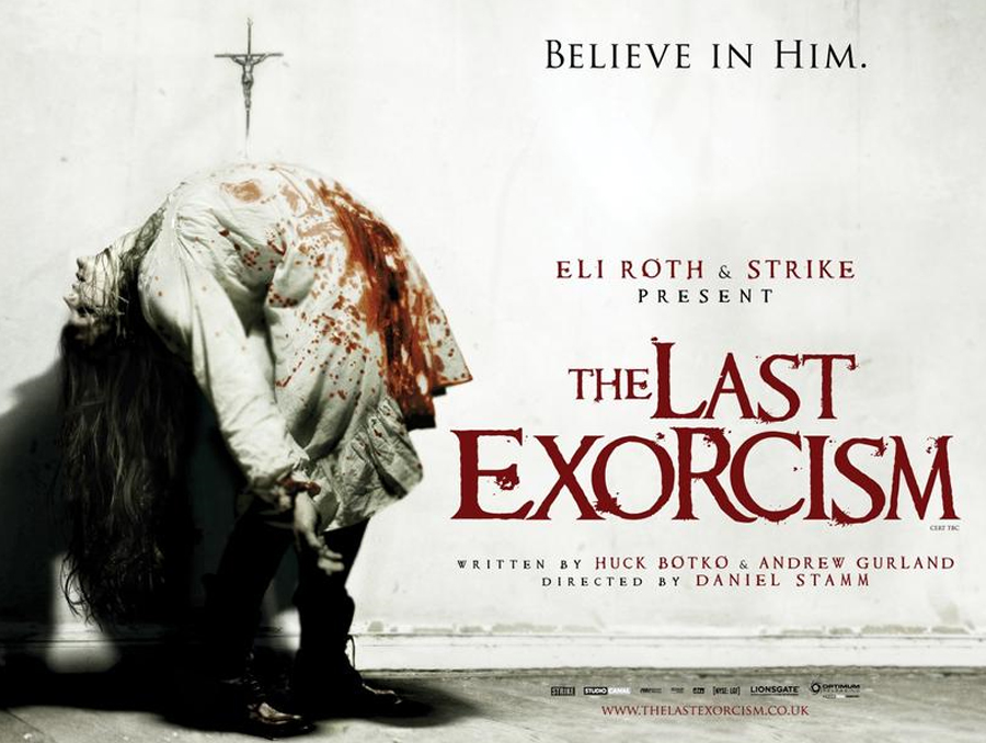 Come Play with Us, Danny...: The Last Exorcism