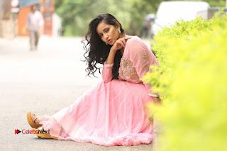 Actress Ishika Singh Pictures at Karulo Shikarukelithe Teaser Launch  0177.JPG