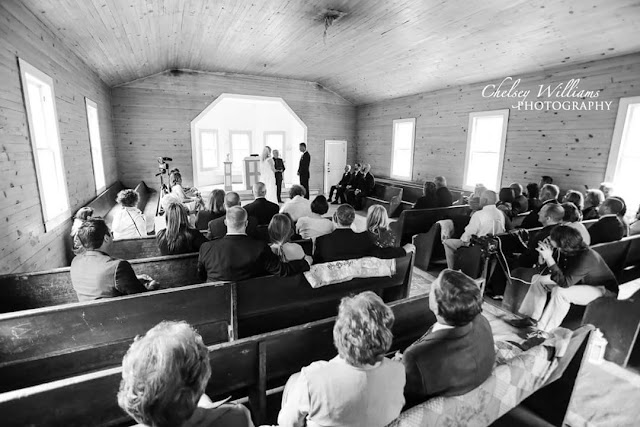 Cades cove missionary Church, Vows, Wedding Vows,