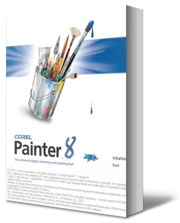 Manual, Tutorial de Corel Painter 8