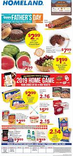 ⭐ Homeland Ad 6/19/19 ✅ Homeland Weekly Ad June 19 2019