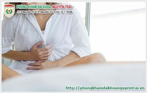 Viêm lộ tuyến cổ tử cung có mang thai được không ?-songvuikhoemoingay24h