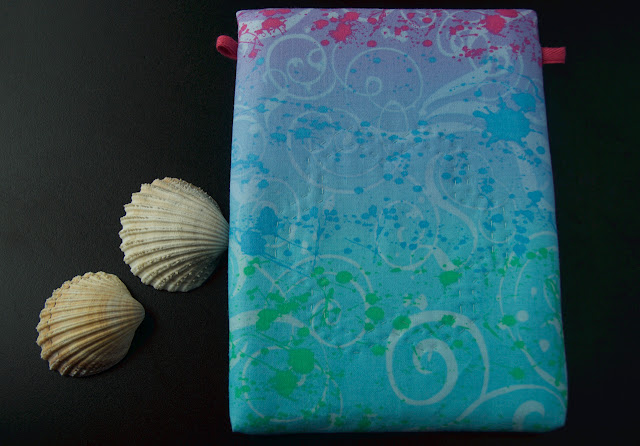 DIY tablet case