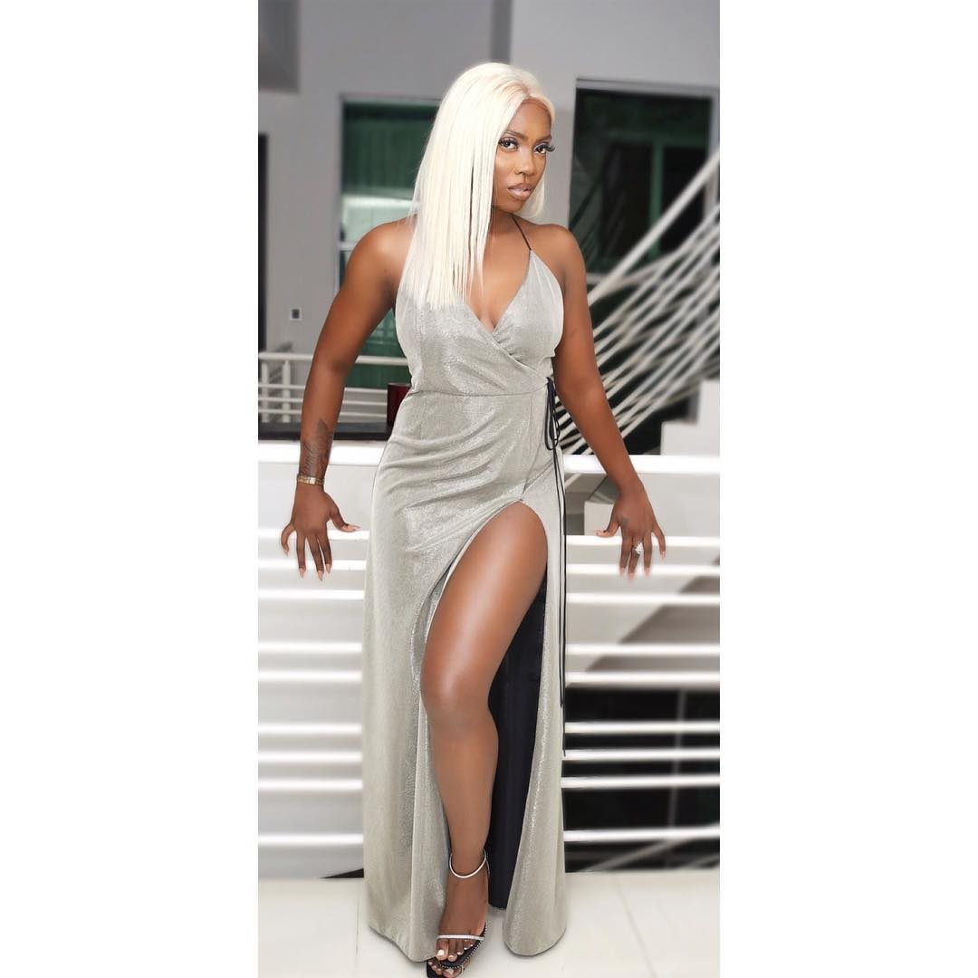 MUST SEE : Tiwa Savage drops new sexy photo on Instagram [Photos]