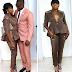 Actress Funke Akindele and her man JJC are one cute couple (Photo)