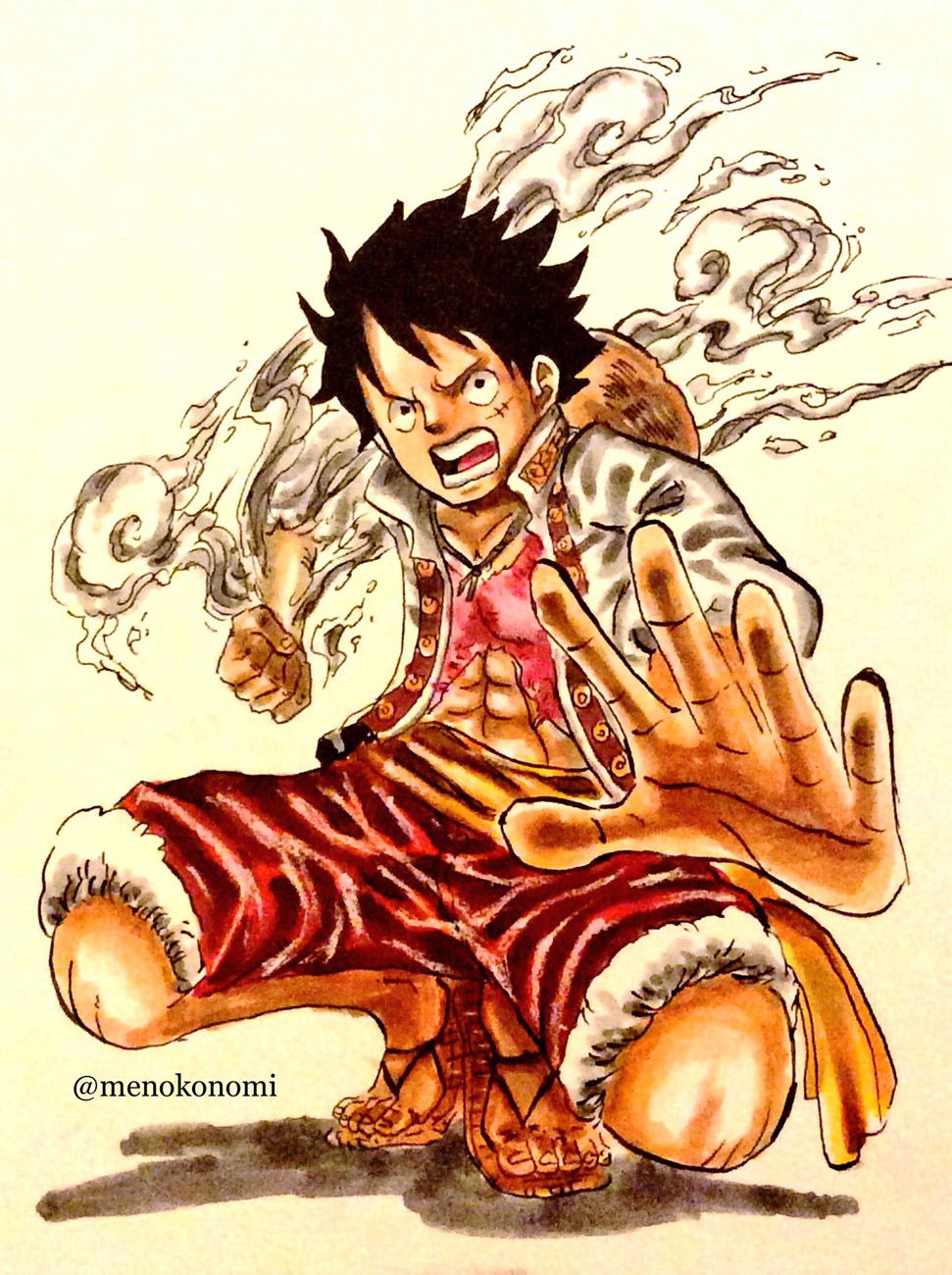 One Piece Chapter 885-3