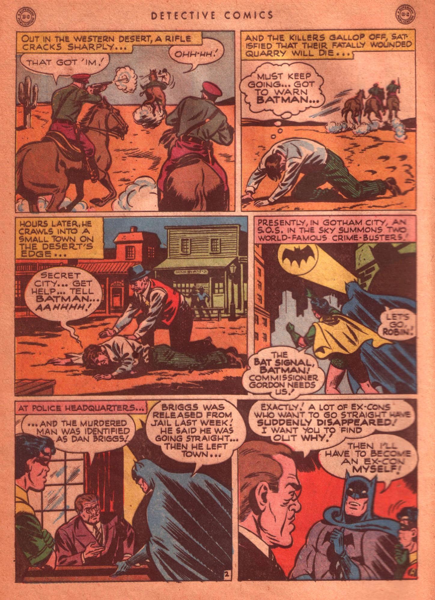 Read online Detective Comics (1937) comic -  Issue #125 - 4