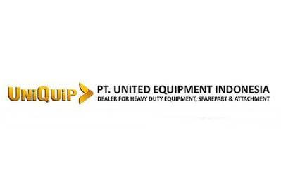 Lowongan PT. United Equipment Indonesia Pekanbaru Oktober 2018