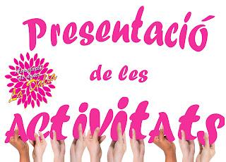 #ladaliademaspujols, 2017, 2017, activitats, Associació de Dones La Dàlia de Maspujols, Curs, Dones, La Dalia, la Dàlia, Maspujols, Presentació