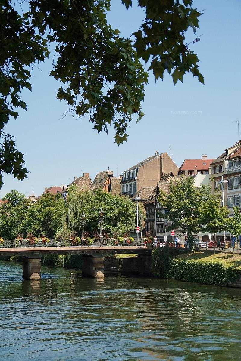 Reisetipps für einen Tag in Strasbourg, Frankreich // What to do and see in one day in Strasbourg, France