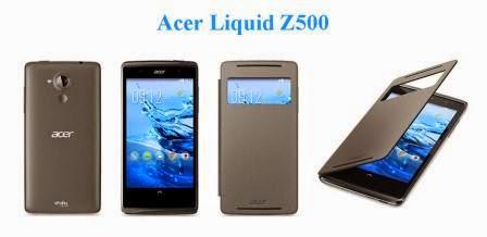 Harga Acer Liquid Z500 baru, Harga Acer Liquid Z500 bekas, Spesifikasi Acer Liquid Z500