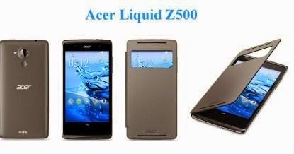 Harga Acer Liquid Z500 Terbaru Dan Spesifikasi Lengkap