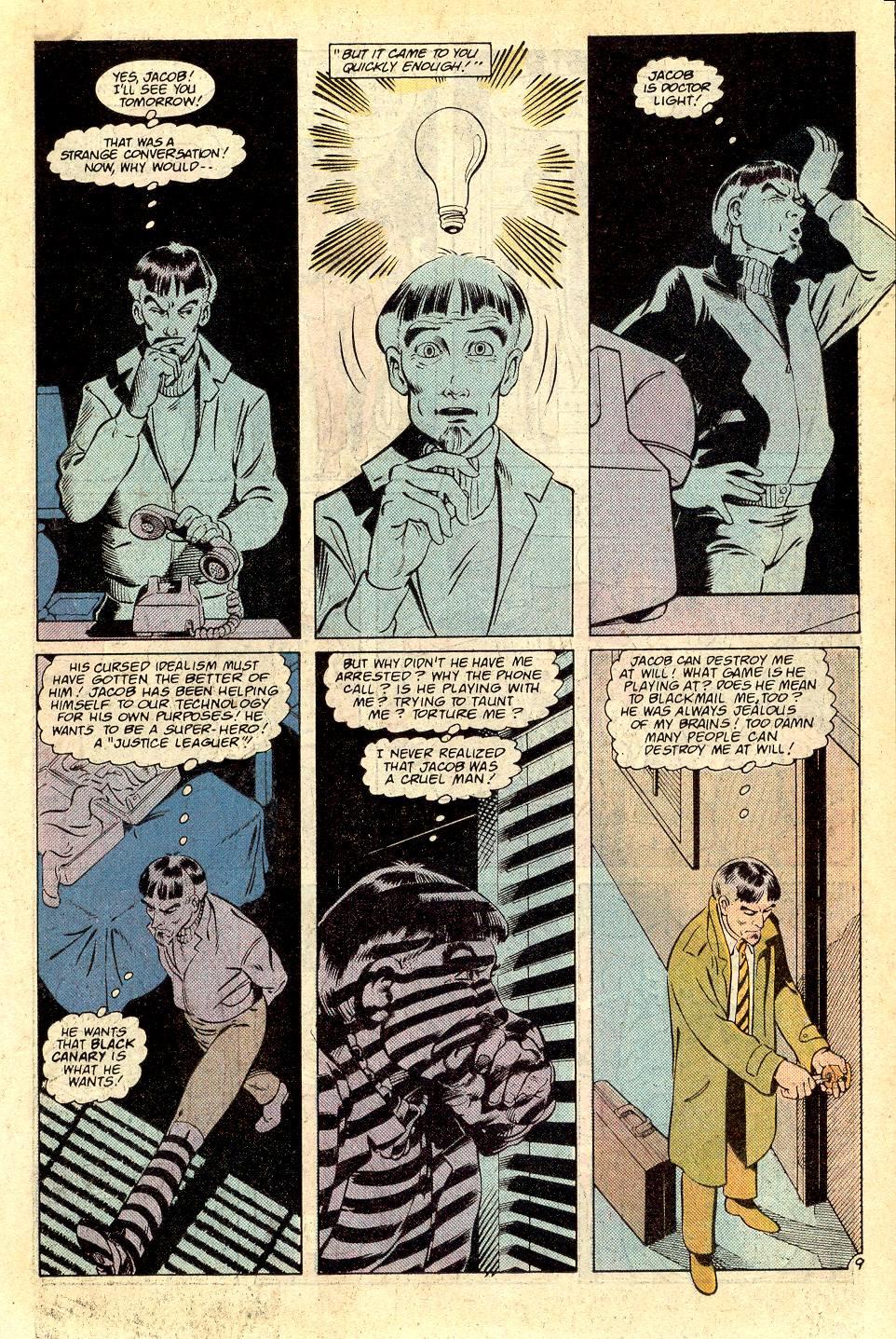 Read online Secret Origins (1986) comic -  Issue #37 - 31