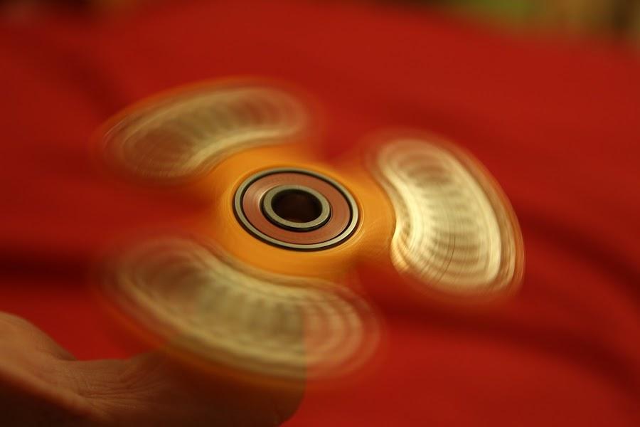 que es y que sirve el fidget spinner