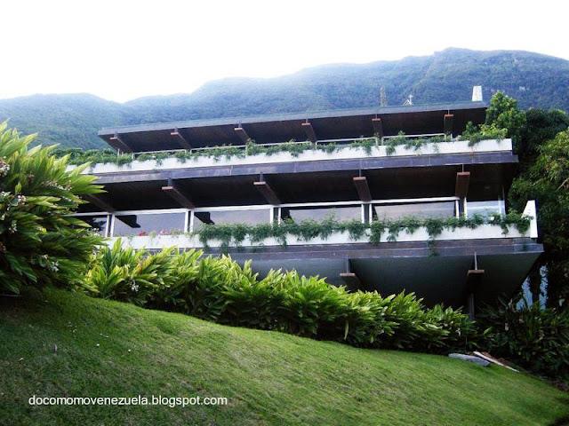 Residencia de estilo Moderno en El Ávila, Caracas, Venezuela