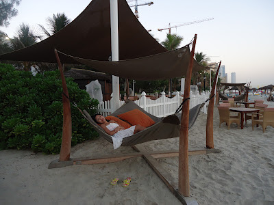 at_the_beach of Kempinski Hotel Ajman