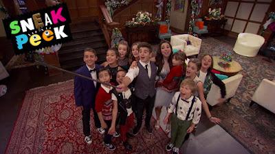Nickelodeon Christmas Specials.Nickalive Sneak Peeks Of Nickelodeon S Ho Ho Holiday Special