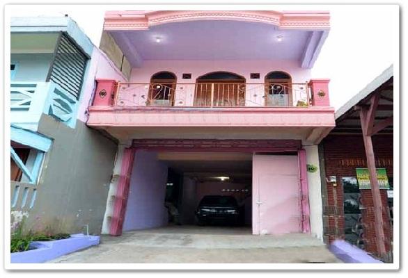 Villa Amanah Kota Batu Homestay 6 Kamar