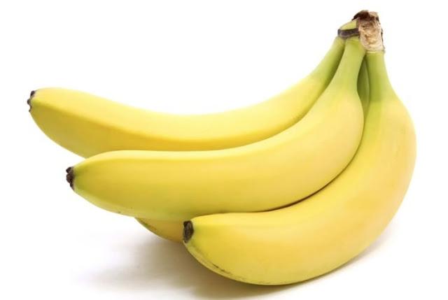 buah pisang matang