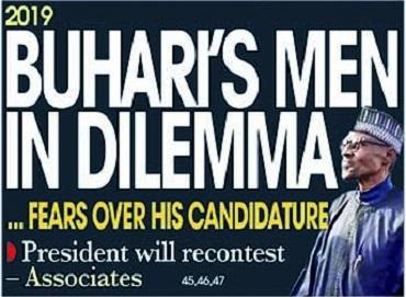 2019: Buhari's Men In Dilemma - The Sun