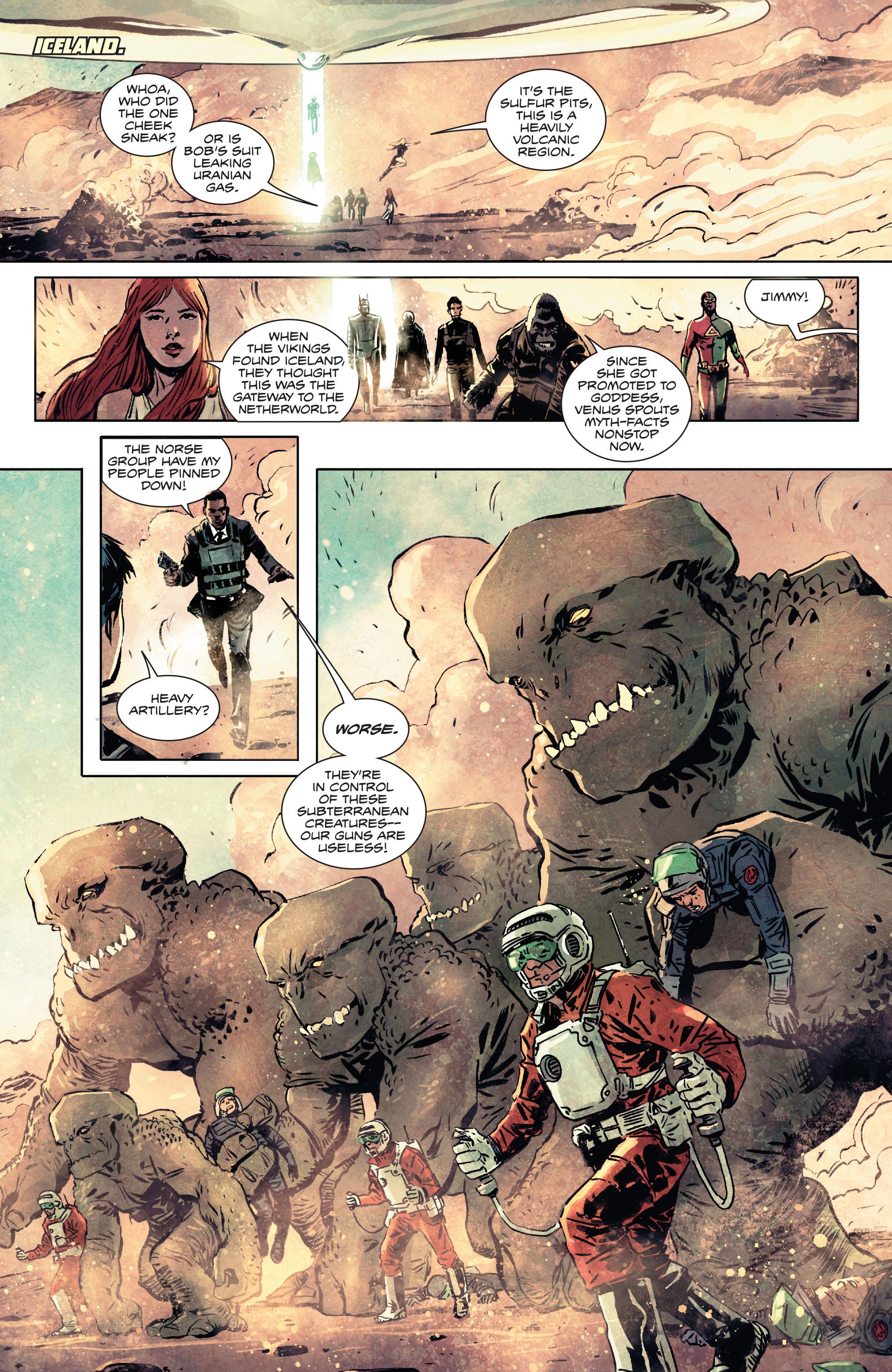 Read online Atlas comic -  Issue #2 - 13