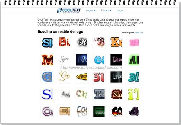 Criar logomarca Grátis e Online