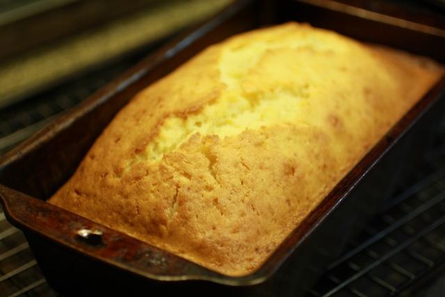 Budín de mandarina / Tangerine bread