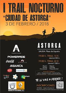 Trail Nocturno Ciudad de Astorga