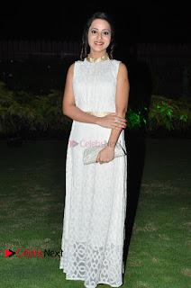 Actress Reshma Rathore Stills in Long Dress at 9th Edition Epicurus Indian Hospitality Awards .COM 0088.JPG
