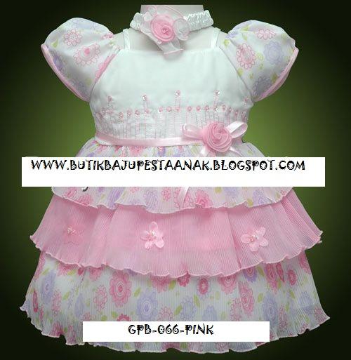 Butik Baju Pesta Anak Gaun Pesta Baby Dan Anak 2013 Grosir