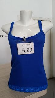 Revenda de roupas abaratas