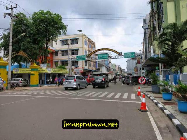 Suasana Sekitar Pelabuhan Sri Bintan Pura