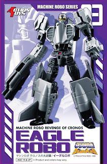 Eagle Robo (Leader-1)