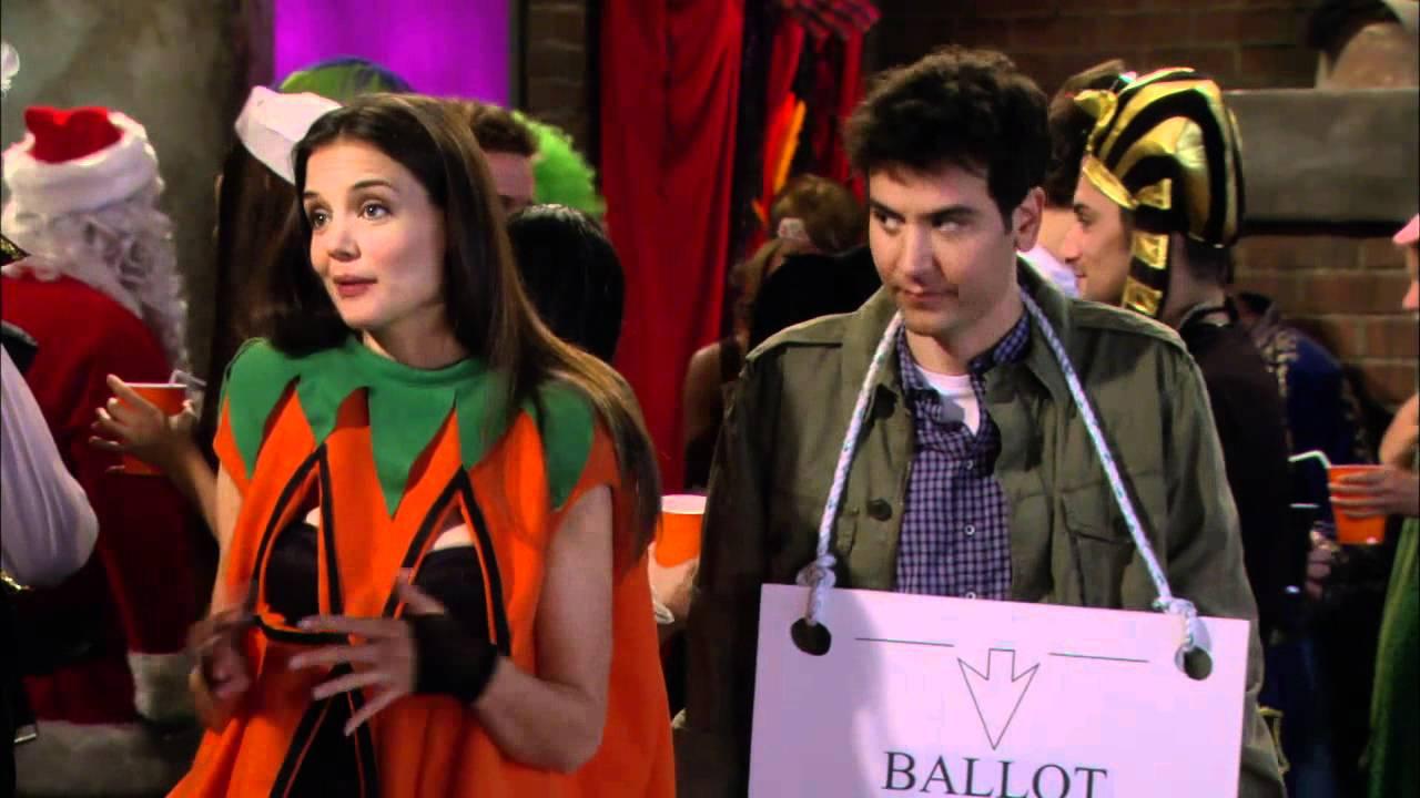 Slutty Pumpkin How I Met Your Mother