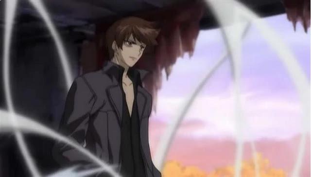 Kazuma Yagami (Kaze no Stigma) - Karakter Anime Berkekuatan Angin Terkuat