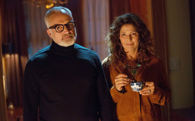 Bradley Whitford, Catherine Keener, Get Out