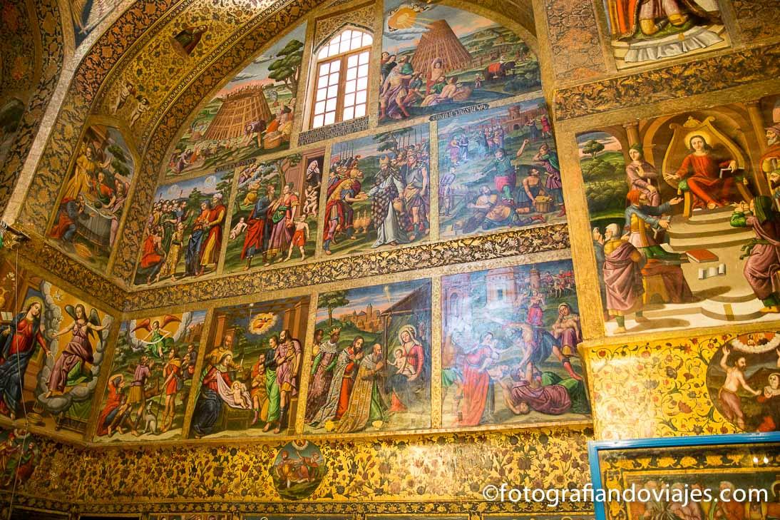 Catedral Vank de Isfahan