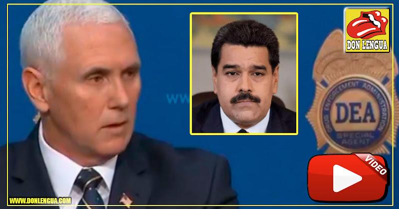 Maduro podrá ser arrestado por la DEA en cualquier momento ahora que ya no es presidente